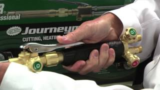 The Future Of Oxy Fuel: Engineering The New Victor 400 Series Cutting Torch