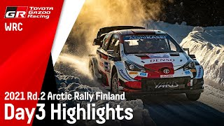 Final day highlights | Arctic Rally Finland