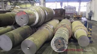 Магнитогорский завод прокатных валков
