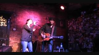 "Aimee Brooke performs with Ari Hest ""Cranberry Lake"""