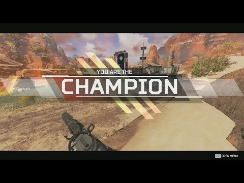 Apex Legends: You are the Champion
