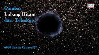 Apa yang Terjadi Jika kita Terhisap Masuk Ke Lubang Hitam (Black Hole) ? #Berani_Mencoba
