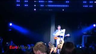 Paradise Oskar - Da Da Dam (Finland) Eurovision in Concert 2011