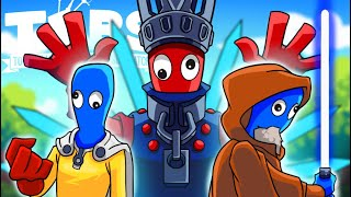 TABS - Can Anyone Stop These NEW GODLIKE UNITS?! - Totally Accurate Battle Simulator