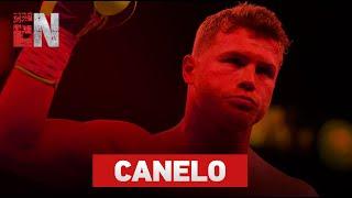 Canelo Showing Skills On Cobra Bag EsNews Boxing