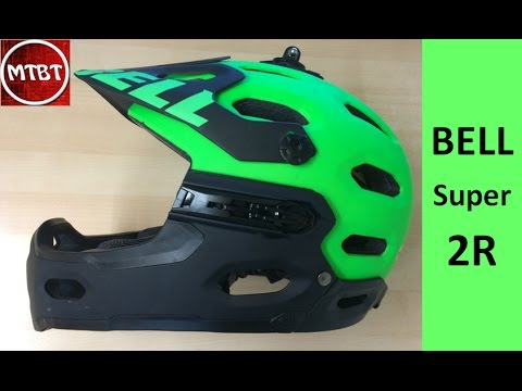 Casco bici MTB Bell Super 2R - Perfetto per Enduro e All Mountain | MTBT