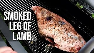 Leg of Lamb by the BBQ Pit Boys