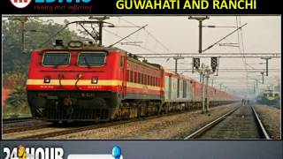 Hire ICU Care Domestic Train Ambulance Service in Guwahati by Medivic