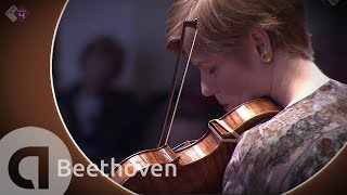 Beethoven: Violin Concerto - Rotterdam Philharmonic Orchestra and Isabelle Faust - Live HD