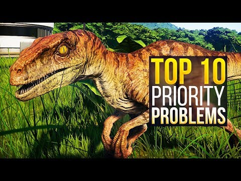 any point of different types of fences? :: Jurassic World Evolution