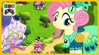 My Little Pony: Дружба - это чудо * Магия Принцесс * Игра для девочек Май Литл Пони от Gameloft