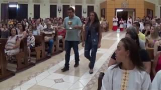 Canto de Ofertório - Missa do 4º Domingo da Quaresma (31.03.2019)