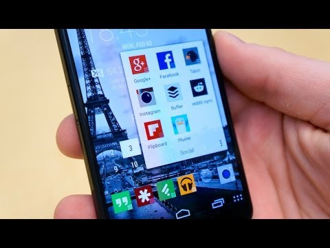 Top 5 Social Apps for Android