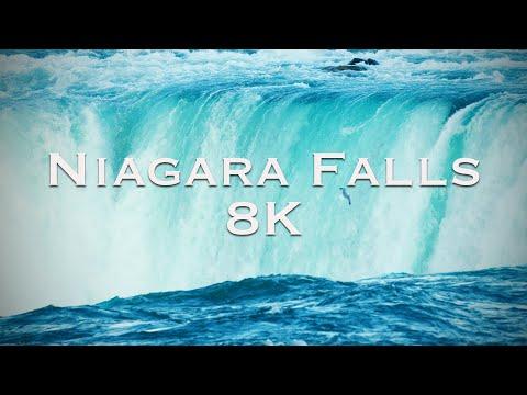 Niagara Falls 8K