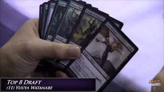 Grand Prix Washington DC 2014 - Top 8 Draft