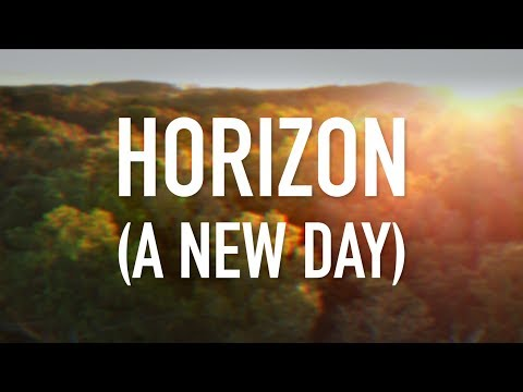 Horizon (A New Day) - [Lyric Video] TobyMac - LANDON'S LYRIC VIDEOS
