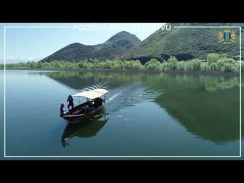 Golden Frog Boat na Skadarskom jezeru