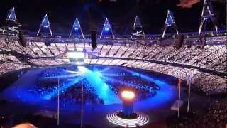 Ed Sheeran Olympic Closing Ceremony 2012