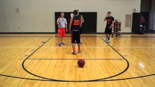 37 - Box out drill