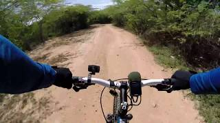 preview picture of video 'Las Pardas, Guánica, Puerto Rico - MTB Trail'