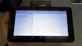 Как проверить тачскрин сенсор на планшете или телефоне, программа для проверки