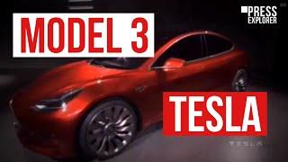 Model 3, une Tesla a un prix abordable ?