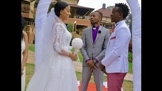 Exclusive Video: Willy Paul and Alaine confirm that they are Married.