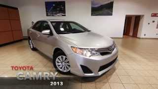 preview picture of video 'Toyota Camry - Spinelli Toyota in Lachine'
