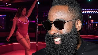 James Harden Reacts To Strippers In Houston Upset That He's Leaving Them To Go To Brooklyn by Obsev Sports