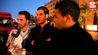 """Les héros du film """"Chevaux de dieu"""" parlent de leurs expériences avec Nabil Ayouch"""