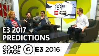 E3 2017 Predictions - E3 2016 GS Co-op Stage by GameSpot