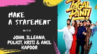 "John, Illeana, Anil, Kriti, Pulkit play ""WHO'S MOST LIKELY TOO ?"" | PAGALPANTI | RJ Sangy"
