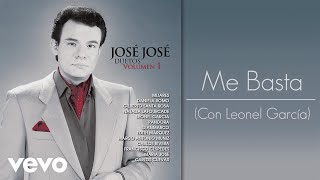 José José - Me Basta (Cover Audio)
