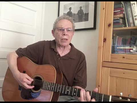 My 77 year old dad has been making music and protesting injustice his whole life. Here's the Ballad of George Floyd.
