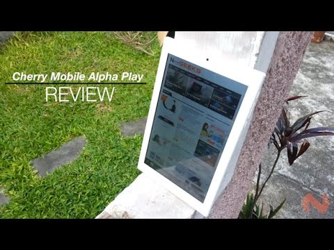 Cherry Mobile Alpha Play Review