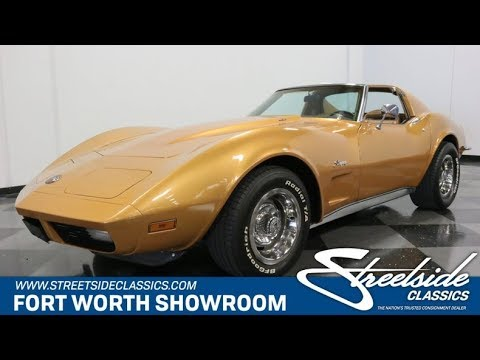 Video of '73 Corvette - QA9C