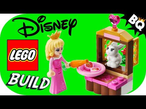 Vidéo LEGO Disney 41060 : La chambre de la Belle au bois dormant