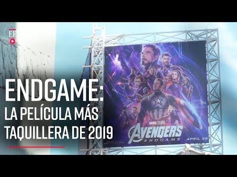 """""""Avengers Endgame"""": la segunda pelicula mas taquillera de la historia   Noticias   El Espectador"""