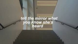 Gambar cover billie eilish | idontwannabeyouanymore lyrics