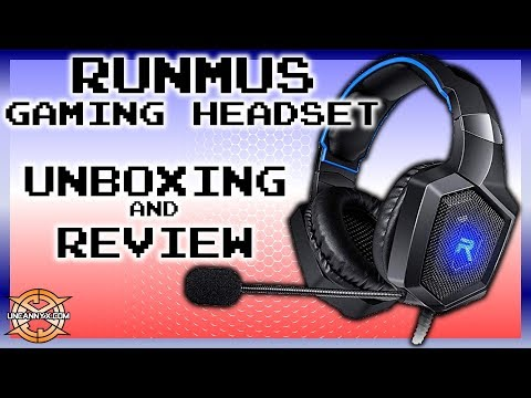 RunMus K8 Headset Unboxing and Review | Inexpensive and Worth it!