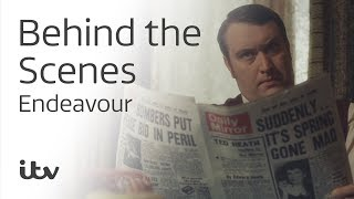 Endeavour: Behind the Scenes | Odd Couple | ITV