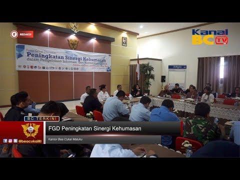 [Redaksi] Forum Group Discussion-Peningkatan Sinergi Kehumasan