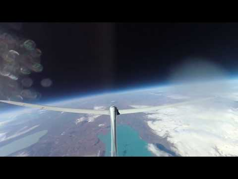 Perlan 2 Altitude Record Flight