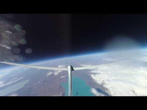 Perlan 2 Soars Above 76,000 feet