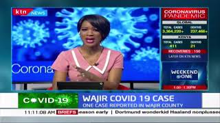Wajir COVID-19 case: One case reported in Wajir county