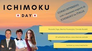 Trading VLOG - ICHIMOKU DAY - Milano 22.09.2018