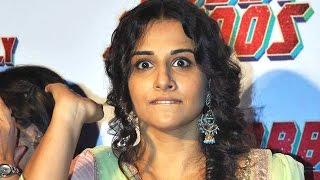 Vidya Balan LASHES OUT at a fan for touching her inappropriately