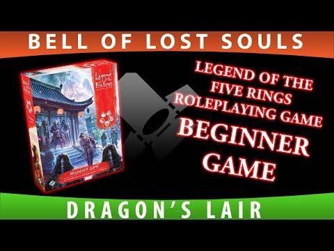 Tabletop Spotlight | Legend of the Five Rings Beginner Game