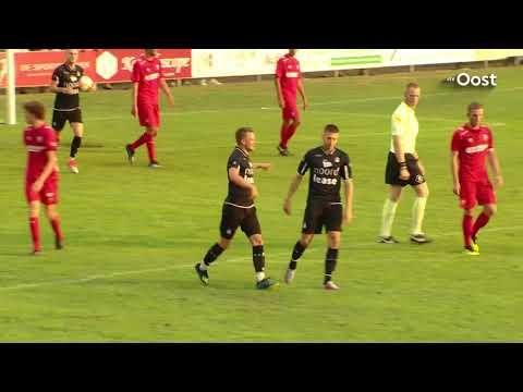 FC Twente fors onderuit tegen FC Emmen