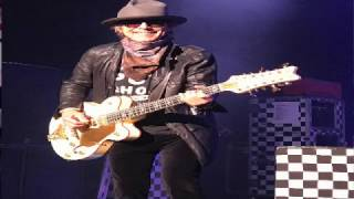 Cheap Trick Waiting for The Man Waukegan IL 3/11/17 Tom Petersson